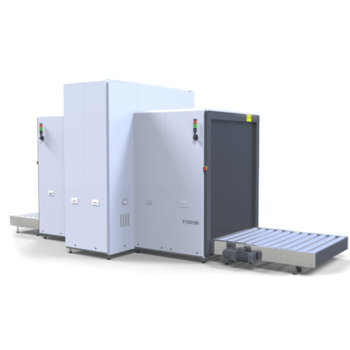 X-ray Baggage Screening System for Large Cargo and Pallet Inspection at Airports and Seaports