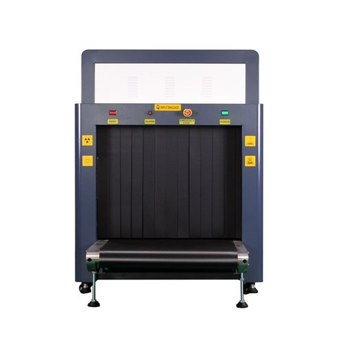 X-ray Security Scanning Equipment F100100C Widely Used at Seaport for Cargo Inspection