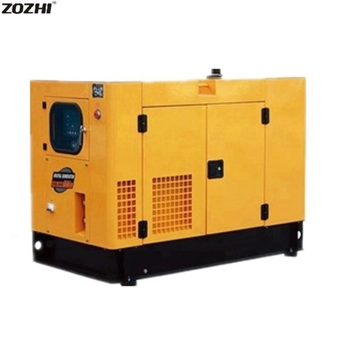 Soundproof Generator Set Power By Ricardo 10KW Engine Y480BD